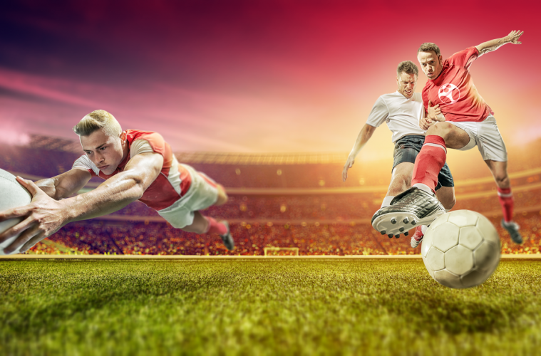 Play Online Sports Games