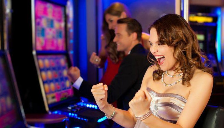 Playing in an Online Casino